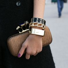 Stack School: How to Pile Your Wrist Wear Like a Pro