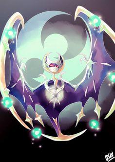 Pokemon Sun and Moon: Lunaala