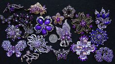 brooches for bouquet