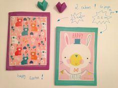 Free printable 2 cahiers d'activités à imprimer pour Pâques (3-6 ans) by Moma