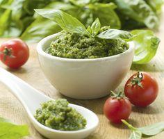 Recipe of the Day ~ Fresh Pesto  #pesto #pasta #salads #veggies #vegan #vegetarian #recipe #goodnessg