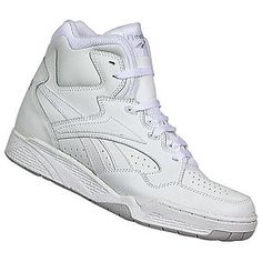 High Top Athletic Shoe - White - Clothing, Shoes & Jewelry - Shoes ...