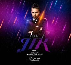 GOD IS A DJ - JFK