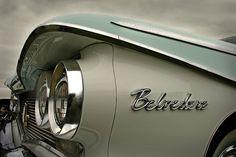 Belvedere by Albert S. Bite, via Flickr
