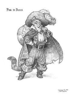 SCOTT GUSTAFSON - Illustrator