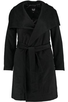 Winter coat   Black coat   Long coat   Winterjas   Lange winterjas   Zwarte jas…