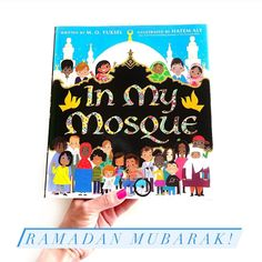 Step in and discover all the rituals and wonder of the mosque in this lyrical debut picture book from M. O. Yuksel, with gorgeous artwork from New York Times bestselling illustrator Hatem Aly. A great conversation starter in the home or classroom, this book is perfect for fans of All Are Welcome and The Proudest Blue. 📸 @happily.ever.elephants National Book Store, Reluctant Readers, Ramadan Mubarak, Gifts For Readers, Meeting New Friends, Great Conversation Starters, Mosque, New York Times, Helping Others