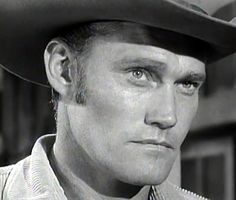 Chuck Connors. Behold this face.