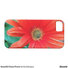 Beautiful Daisy Flower iPhone 5 Covers