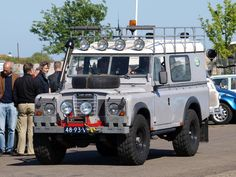 1967 land rover 109 - Google Search