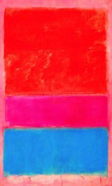 Casi 53 millones por un lienzo de Rothko