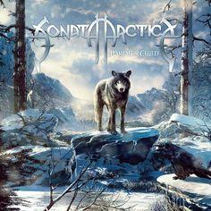 Album cover for Sonata Artica's upcoming new album. http://metaldescent.com