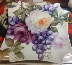 Roses & Grapes...one of my favs!