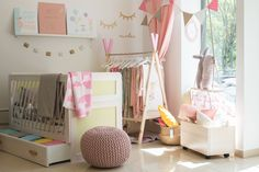 Toddler Bed, Loft, Showroom, Pink, Furniture, Home Decor, Child Bed, Decoration Home, Room Decor