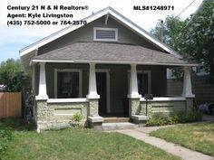 Residential Listing. 3 Bed, 1 Bath. 365 E 200 N Logan. $123,500. MLS#1248971. Century 21 N&N Realtors®. (435) 752-5000 or 764-2570. Agent: Kyle Livingston. c21nn.com