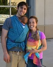 10 Reasons Why Babywearing Rocks had me tearing up over here! Babywearing is everything its put out to be!! -Pam