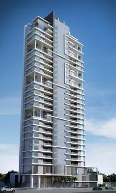 EOS- Edifício Residencial - 2030STUDIO