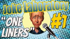 joke laboratory stand up comedy routine