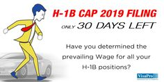 30 Day H1B Cap Red Alert: Early determination of #h1b prevailing wage is crucial, particularly when you differ with the primary wage source, and you have to seek alternative wage surveys or SOC codes. #h1bvisa #immigrationlawyer