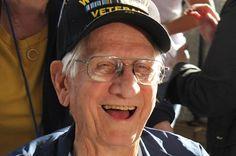 World War II veterans travel from Texas to Washington, D.C. | by Benny Johnson | Buzzfeed
