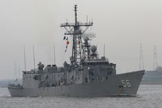 USS Simpson, FFG-56, Frigate, Oliver Hazard Perry class. Commissioned Sep 21, 1985. To be decommissioned Aug 14, 2015. Currently used by USNR.