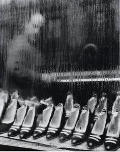 Window display, 1950 Photo by Sabine Weiss