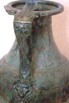Bronze serving ware recovered from Herculaneum and Pompeii Roman 1st century CE (11)