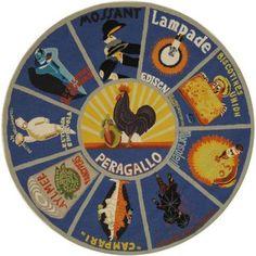 Safavieh Vintage Italy Wool Area Rug, Blue