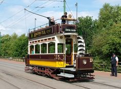 Beamish - Newcastle Tram 114 | Flickr - Photo Sharing!