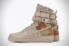 Nike Special Field Air Force 1 Desert Camo | HiConsumption