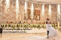 Welcome to Paradiso Wedding Receptions Sydney with 7 breathtaking function centres to choose from. Contact us on 1800 727 234 Paradiso) Indian Reception, Wedding Reception Venues, Crystal Room, Sapphire Wedding, Wedding Function, Sydney Wedding, Bridesmaid Dresses, Wedding Dresses, Outdoor Rooms