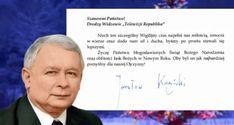 UWAGA! Specjalne życzenia od Jarosława Kaczyńskiego dla widzów Telewizji Republika! ZOBACZ!   Telewizja Republika