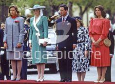 April 21 1987 Arrival in Spain