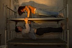 Winner of a Total Theatre Award at Edinburgh Fringe Festival 2012 (remor) lands in Greenwich for its only London dates.   Part of a new micro-theatre movement in response to the financial crisis, audiences are admitted into a large rusted container. Inside is the exact replica of a Majorcan prison cell.  This physical theatre piece shows two bodies attempting to share a space, a sentence and survival. Their physical intensity will be seared on the mind long after you escape their cell.
