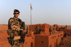 2e REP - Niger 2015 - Sahara 2015 - Operation Berkhane - legion