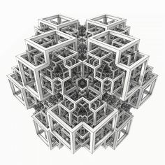 Scottish based web and app developer with an interest in generative graphics and rendering. Fractal Geometry, Geometry Art, Fractal Art, Sacred Geometry, Art Optical, Optical Illusions, Parametrisches Design, Beste Gif, Illusion Gif