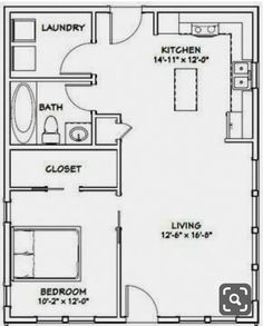 Square Feet, House Plans, Floor Plans, Diagram, How To Plan, Home Plans, House Floor Plans, Floor Plan Drawing
