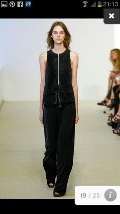 Calvin Klein Collection Pre