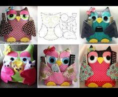 """Owl """"stuff"""" holder ( no link )"""