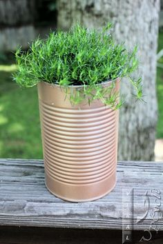 upcycled container gardens 5