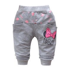 2015 autumn new cotton Cartoon cute butterfly pattern baby pants baby girls leggings year baby harem pants - Kid Shop Global - Kids & Baby Shop Online - baby & kids clothing, toys for baby & kid Baby Harem Pants, Baby Girl Leggings, Baby Girl Pants, Kids Pants, Baby Girls, Baby Baby, Baby Outfits, Toddler Outfits, Kids Outfits