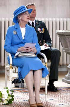 Queen Margrethe, May 26, 2013 | The Royal Hats Blog
