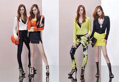 Recortes estratégicos e referências ao sportswear são destaque na coleção para a rede de fast fashion. Confira nosso bate-papo com a estilista!