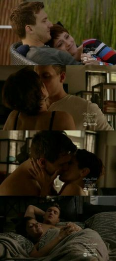 Season 1 Episode April and Leo Abc Family, Family Life, Chasing Life Leo, Scott Michael Foster, The Carrie Diaries, Team Leo, Perfect Word, Me Tv, American Horror Story