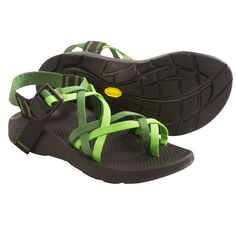 Chaco ZX/2 Yampa Sport Sandals (For Women) in Green