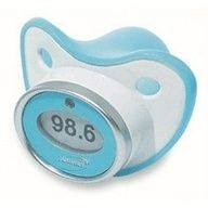 pacifier thermometer this is GENIUS. $13 great baby shower gift