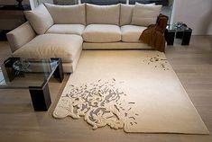Three Dimensional Interior Flooring