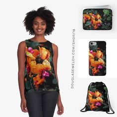 """Get these """"Chorizema 'Bush Flame'"""" Tops, iPhone Cases, Laptop Sleeves, Bags and more!    http://welchwrite.com/blog/2017/02/28/get-these-chorizema-bush-flame-tops-iphone-cases-laptop-sleeves-bags-and-more/#sthash.P7VlLcA1.dpuf    #flowers #garden #nature #products #cards #clothing #arts #crafts #technology #iphone #samsung #cases #bags #totes #photography #prints #home #housewares #clocks #journals #pillows #clocks #mugs #shop #shopping #redbubble"""