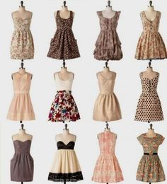 vintage dress tumblr 2016-2017 » B2B Fashion