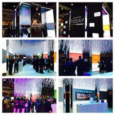 Check out photos of #FreemanCo's new industry booth that debuted at #IAEE Expo! Expo! 2014.  #ExpoExpo #FreemanCo #eventprofs #meetingprofs #meetingplanning #FreemanExposition #exhibitorservices #tradeshow #events #exhibits #FreemanAudioVisual #FreemanAV #video #audio #lighting #audiovisual #AV #AVTweeps #techtalk #eventtech